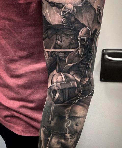 Tattoo-sleeve-van-vikings