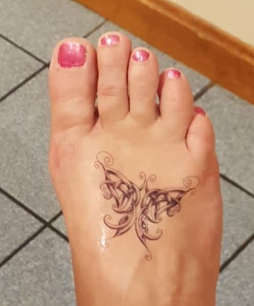 Keltische-vlinder-tattoo