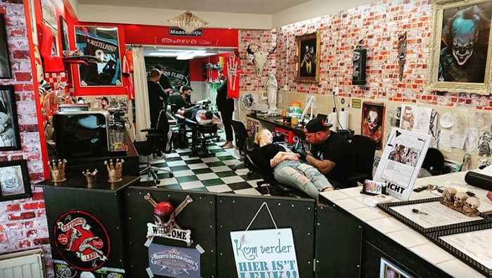 Tattoo-shop-Eindhoven-danny