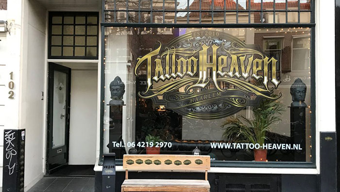 Tattoo-shop-Haarlem-Heaven