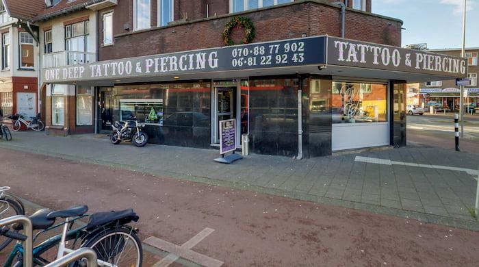tattoo shop den haag one deep ink