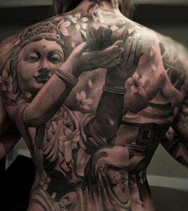 Tattoo-buddha-rug